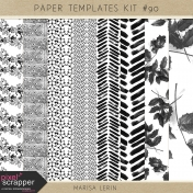 Paper Templates Kit #90