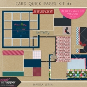 Card Quick Page Kit #1