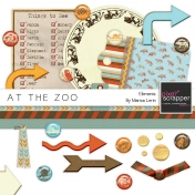 At the Zoo Elements Kit