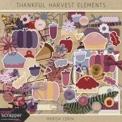 Thankful Harvest Elements Kit