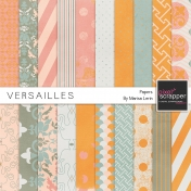 Versailles Papers Kit