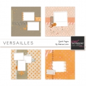 Versailles Quick Pages Kit