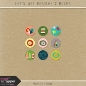 Let's Get Festive Circles Kit