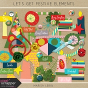 Let's Get Festive Elements Kit