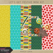 Let's Get Festive Mini Kit