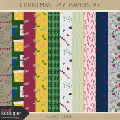 Christmas Day Papers Kit #2