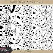 Paper Templates Kit #96