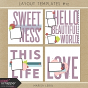 Layout Templates Kit #12
