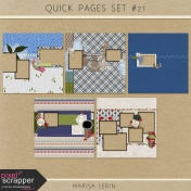 Quick Pages Kit #21