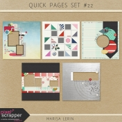 Quick Pages Kit #22