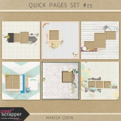 Quick Pages Kit #25