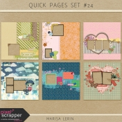 Quick Pages Kit #24