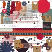Palestine Elements Kit
