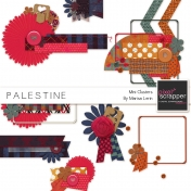 Palestine Mini Clusters Kit