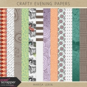 Crafty Evening Papers Kit