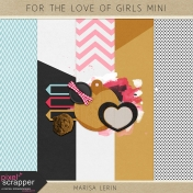 For the Love of Girls Mini Kit