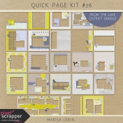Quick Pages Kit #26