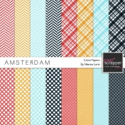 Amsterdam Extra Papers Kit