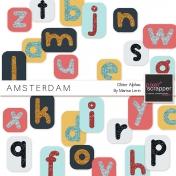 Amsterdam Glitter Alphas Kit