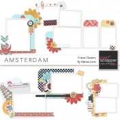 Amsterdam Frame Clusters Kit