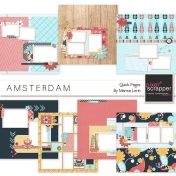 Amsterdam Quick Pages Kit