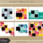 Layout Templates Kit #14
