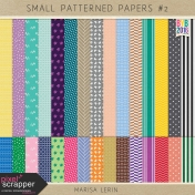 Build Your Basics: Small Patterned Papers Kit #2