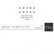Brad Set #2 Small Circle Kit