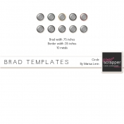 Brad Set #2 Medium Circle Kit