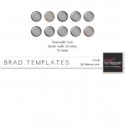 Brad Set #2 Large Circle Kit