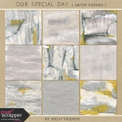 Our Special Day- Artsy Papers