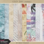 Cozy Day - Artsy Papers