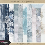 Winter Day- Papers