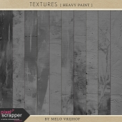 Heavy Paint Textures