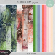 Spring Day- Papers
