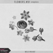 Flowers #01- Templates