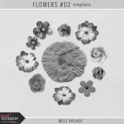 Flowers #02 - Templates