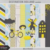 Destination Holland- Minikit
