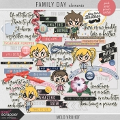 Family Day- Elements