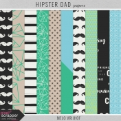 Hipster Dad- Papers