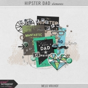 Hipster Dad- Elements