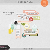 Food Day- Labels