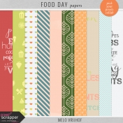 Food Day- Papers