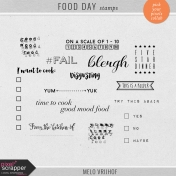 Food Day- Stamps