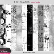 Templates- Mixed Media