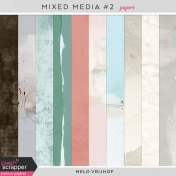 Mixed Media 2- Papers