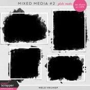 Mixed Media 2 - Photo Masks