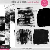 Rolled Ink- Masks & Overlays