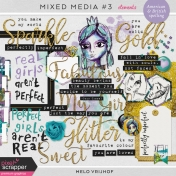 Mixed Media 3- Elements
