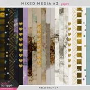 Mixed Media 3 - Papers